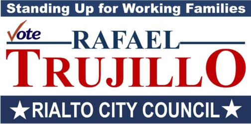 Vote Councilmember Rafael Trujillo